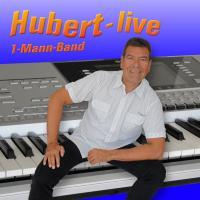 Hubert-live * 1-Mann-Hochzeitsband