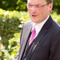 Freier Redner Olaf Reinicke