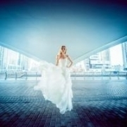 Herzhafte und stilvolle Hochzeitsfotografie